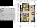 Cần bán lại căn hộ nhà ở xã hội Felix Home, Gò Vấp giá 1tỷ220, DT 57m2
