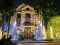 Định cư nước ngoài bán gấp biệt thự triệu đô bậc nhất Sài Gòn, 10x23m, giá rẻ nhất KDC tên lửa BT