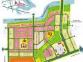 Bán gấp lô đất dãy A5 Cotec Phú Xuân mặt tiền đường Hương lộ 34 - 40m, 5x22 hướng Đông Nam, 18.5tr