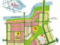Hot.bán đất nền nhà phố KDC cotec dãy A5 dt 100m2 giá 18.5tr/m2.Mt 40m H ĐN LH Mr Huy 0934179811