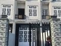 Nhà chợ đầu mối Nguyễn Thị Sóc, DT 4x14m, 1 trệt, 1 lầu, 2 PN, Hóc Môn, 0767487685