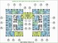 LH 0979449965 cần bán căn hộ chung cư FLC Đại Mỗ. Tầng 2020 HH3 Dt 67m2, gía bán 19tr/m2