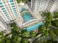 Cho thuê mặt bằng kinh doanh dự án Hồng Hà Eco City Thanh Trì, giá 186.36 nghìn/m2/tháng