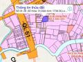 Đất chính chủ xã Lộc An, Long Thành (đối diện chợ mới Long Thành).giá 3.5tr/1m2 LH: 0702296666