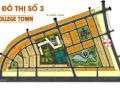 Bán 50 lô đất khu đô thị làng đại học phan chu trinh ven sông cổ cò bên fpt city