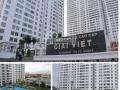 Cho thuê CH Giai Việt 115m2/2pn/2wc full nội thất, nhận nhà liền giá 13tr/tháng.Liên hệ 0908464269