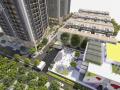 Cần bán căn B805 - B1605 CC Thống Nhất Complex, DT 122,41m2, giá 31.5tr/m2