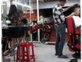 Cần sang lại tiệm hớt tóc mặt tiền Gò Ô Môi, DT 5x9m gác lửng, giá sang 90tr. LH: 0909258444