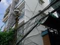 Cho thuê gấp hoặc bán căn nhà mới 3 lầu hẻm 3m, Dương Bá Trạc, P1, Quận 8, TPHCM