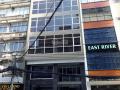 Cho thuê nhà 5 lầu có hầm gần sân bay hẻm 12m đường Cộng Hòa, P. 13, Quận Tân Bình
