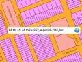 Cần bán gấp lô góc 2 mặt tiền 5x28,3m, sổ thổ cư, KDC Phú Gia 1 - Trảng Dài, Biên Hoà