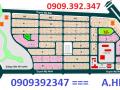Đất dự án khu 1 P. Thạnh Mỹ Lợi, Q2, 5,7x17,5m, 8x18m, 10x20m, 10x17,5m, giá từ 50 tr/m2, sổ đỏ