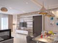Chuyên cho thuê căn hộ The Gold View 81m2, 2 phòng ngủ, 2WC, cho thuê có nội thất 18 triệu/tháng