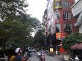 Cho thuê nhà ngõ to 91 Nguyễn Chí Thanh 2 MT 15m, 100m2 x 5T, 1 tum, thông sàn, để xe thoải mái