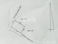 Bán nhanh lô đất đẹp 2 mặt tiền đường 3m Thanh Hải - Nhà máy nước Quảng Tế