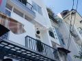 Nhà Gò Vấp DT: 4x16m giá rẻ 4.59 tỷ nhà đẹp đúc 3 tấm đường Lê Đức Thọ, phường 16
