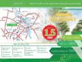 Chỉ 426 triệu sở hữu ngay đất nền dự án nằm ngay cửa ngõ trung tâm Thành phố Biên Hòa