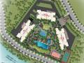 Palm Heights, bán gấp huề vốn, tháp T3, 76m2 và 85m2 2PN, giao hoàn thiện view nội khu, 3,2 tỷ