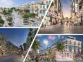 Phu Quoc Vinpearl shophouse for sale. 80m2 * 3-5 floors, VND 8 billion