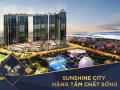 Sunshine City Phú Mỹ Hưng. Căn hộ smarthome và ứng dụng công nghệ 4.0 đầu tiên. Nội thất dát vàng