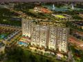 Bán căn hộ The Garden (295 TKTQ), lô B căn 09 view Q1, sổ hồng, có ban công, 65m2, 2PN, 1.9tỷ