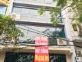 Cho thuê tầng 1 diện tích 60m2 và tầng 2,3,4,6, DT 85m2, mặt hồ Kim Đồng, Hoàng Mai