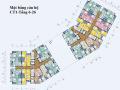Bán CH 93,56m2, 98.12m2 giá rẻ tòa CT1, DA khu nhà ở Quân đội Thạch Bàn, Long Biên HN LH 0398568717