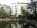 Cho thuê mặt bằng kinh doanh, văn phòng, lớp học, ở hồ Phùng Khoang, view hồ, đường to, 35-45m2