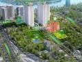 Chính chủ bán cắt lỗ căn hộ 300tr căn 100m2 tòa HH2 chung cư Eco Lake View 32 Đại Từ, chỉ 2,4 tỷ