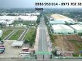 Đất nền Sổ Đỏ 100% , XDTD , P.Lý được thủ tướng chính phủ phê duyệt . Liền kề chợ Bình Chánh