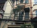 Bán nhà ngõ Bà Triệu, Hà Đông, ô tô đỗ, kinh doanh được, 0938592666