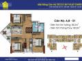 Bán căn hộ A01 Tecco Skyville Tower Thanh Trì, bán bằng giá chủ đầu tư, LH 0961039966