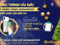 Chỉ còn 30 CH cuối cùng của dự án Monarchy, mua từ chính chủ đầu tư, ck 11%, LH 0911299338 Ms Linh