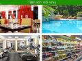 Cần bán gấp căn hộ cao cấp 4S Riverside Linh Đông Thủ Đức .72m2 ,2pn ,2wc ,nhà mới ,sổ hồng 1.9 tỷ
