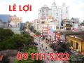 Chính chủ bán nhà mặt đường Lê Lợi, 38m2 và 80m2 gần ngã tư Trại Lính, LH 09.1111.5222