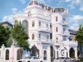 Nhà góc khu Him Lam, 12.5m x 20m, hầm, 4 tầng, trống suốt, thang máy, giá thỏa thuận: 0977771919