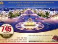 Dự án 1 không 2 khu đô thị phức hợp 92ha ngay trung tâm TP Đồng Xoài, mặt tiền 40m