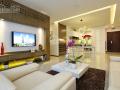 Cần cho thuê gấp căn hộ 3 ngủ 87 Lĩnh Nam căn góc tầng đẹp để làm văn phòng, LH 0912606172