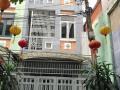 Cho thuê nhà nguyên căn hẻm Nguyễn Oanh, Q12, 4x12m, 3 tầng, 12tr/tháng, lh 0966338938