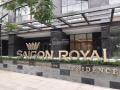Novaland - Officetel for rent at Saigon Royal, near Cau Mong & Dist.1, 13mil. Call 0906972055