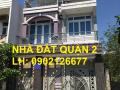 Bán nhà phố 2 lầu, giá 13,5 tỷ, đường Nguyễn Tuyển, p. Bình Trưng Tây, quận 2. LH: 0902126677
