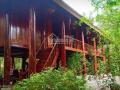 Bán khuôn viên nhà sàn Lương Sơn, giáp ngoại ô Hà Nội. Rộng 4300m2