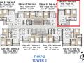 Chính chủ bán căn hộ Palm Heights T2#17.06 giá 3.5 tỷ, LH: 0944 485 091