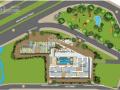 Cần bán căn hộ Centana, Q. 2, DT 97m2, căn góc, nhà mới 100%. Liên hệ: Anh Hùng 0917479095