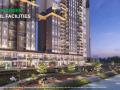Sang nhượng lại 2 căn hộ tầng sân vườn Palm Garden - Mỗi năm chỉ thanh toán 15% - LH: 0974.338.759