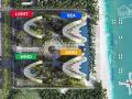 Chuyển nhượng lại căn hộ view trực diện biển. Dự án The Arena Cam Ranh Nha Trang, giá ngoại giao
