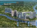 Chính chủ cần bán CH Palm Heights, 3PN, DT: 105m2, tháp T1, căn 03, view sông, Landmark 81 đẹp