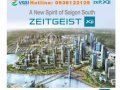 ZeitGeist XII Korean No.1 real estate brand, contact to book directly at Investor 0936122125