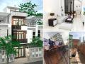 Bán toà nhà căn hộ dịch vụ phường Thảo Điền, Q. 2, DT 8,5x19m, giá bán 20 tỷ, TN 197.54 tr/th