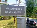 Chính chủ cần bán 2 lô đất đường biển Võ Nguyên Giáp, mặt tiền 14m, thuận xây ks, nhà hàng